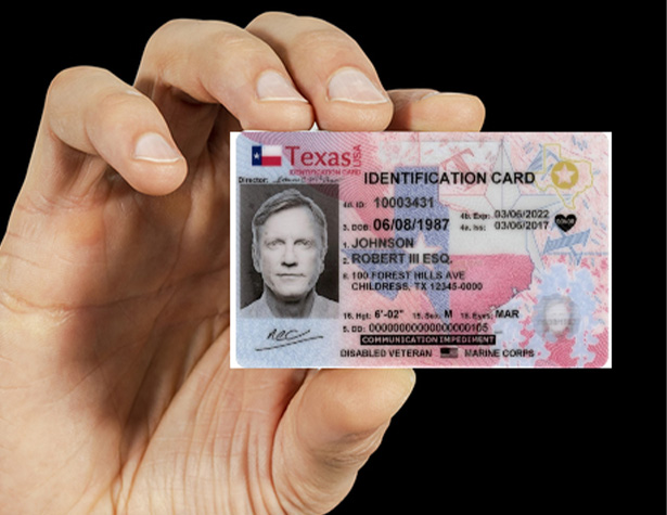 Identification Card Services
