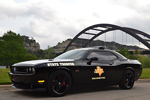DPS Troopers enforces traffic laws