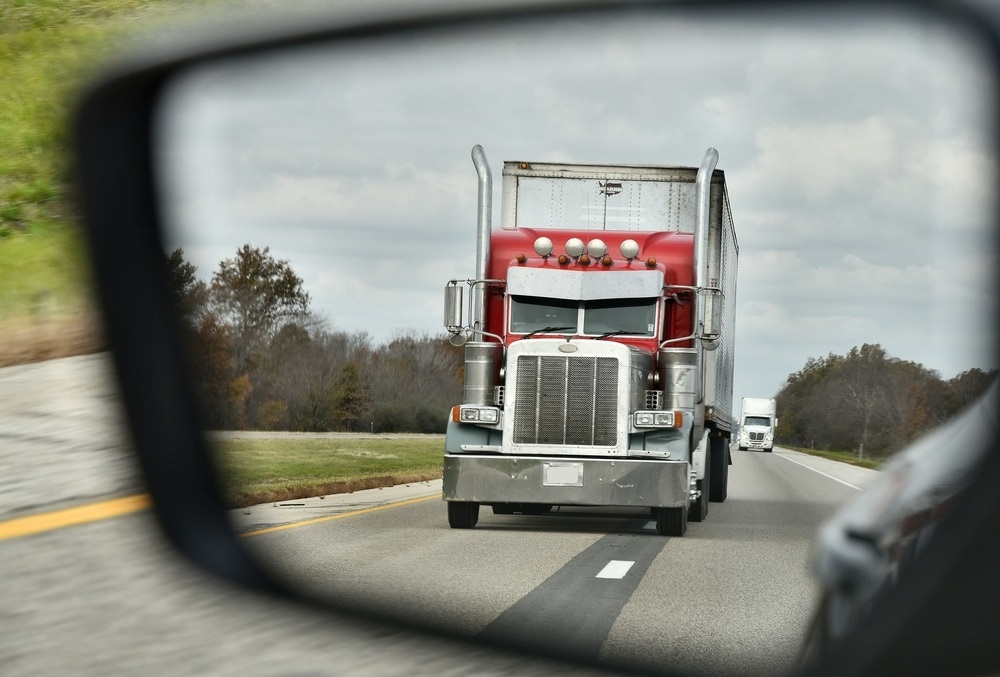 Truck Rearview Mirror